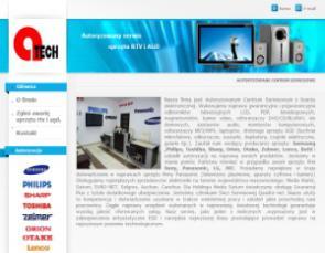 www.atechserwis.pl - Serwis rtv Warszawa