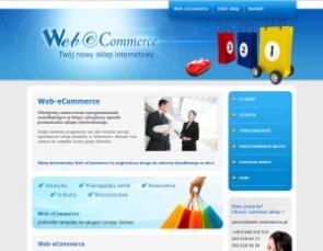 Sklep internetowy dla ciebie www.web-ecommerce.pl