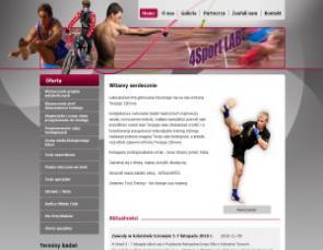 Badania wydolnościowe www.4sportlab.pl