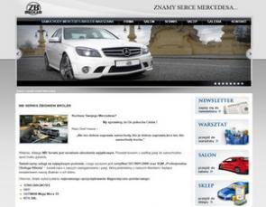 Serwis Mercedes Warszawa - Zbigniew Broler www.brolerserwis.pl